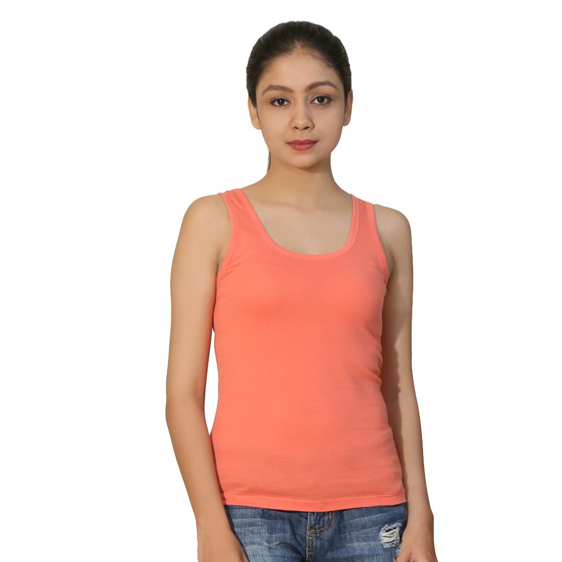 953fc82f3e705 Letizia Women s Cotton Round Neck Tank Top - Buy Tube Top